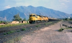 CNW 8617/CNW 8625/UP 9545 Ironton,Utah August 16,1996